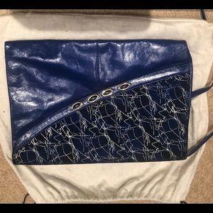 Vintage clutch purse Rodolfo Valentino